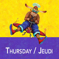 Jeudi / Thursday