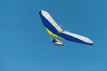 Hanggliding airshow , Coupe Icare 2019